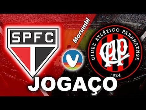 São Paulo x Atlético PR | AO VIVO | Campeonato Brasileiro