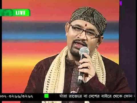 Ranjish hi Sahi-Ghazal Live on Gaan Bhashi Tara muzik 4Aug2010...