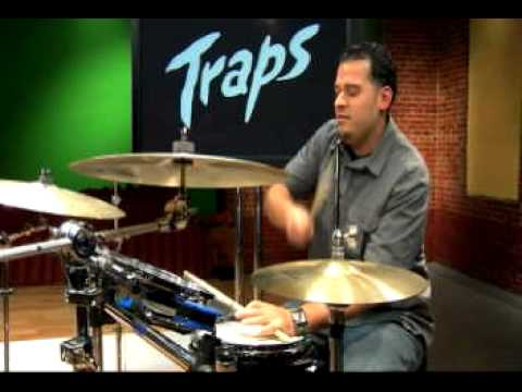 Traps Drums A400 Part 2