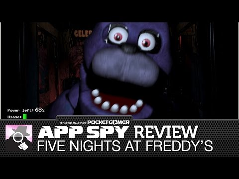 Five Nights at Freddy's   iOS iPhone / iPad Gameplay Review - AppSpy.com