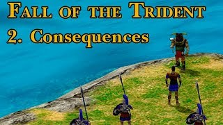 Age of Mythology: Fall of the Trident - 2. Consequences