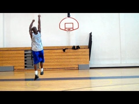 Stephen Curry Half-Crossover, Thru-Legs, Spin Move Jumpshot Pt. 1 | 2-Guard Moves | Dre Baldwin