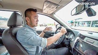 Trải nghiệm tính năng vận hành của Nissan Terra. Liệu có đáng mua? Đối thủ Fortuner và Trailblazer