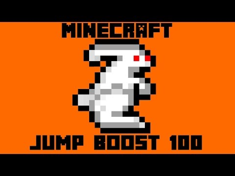 Minecraft - Jump Boost 100