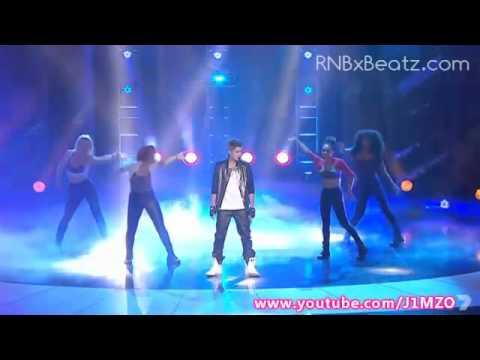 Justin Bieber - Australia's Got Talent 2012 Grand Final! - Full | Special Guest Performance video