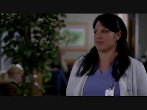 Grey's Anatomy ALL Callie & Arizona scenes seasons 5/6 - Part 1/8