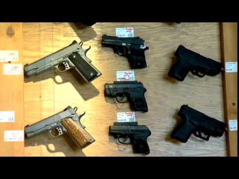 Wisconsin lawmaker wants to repeal handgun waiting period