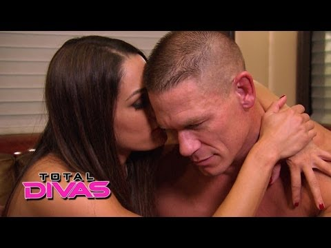 Nikki Bella Reveals Her Secret To John Cena: Total Divas, March 23, 2014 video