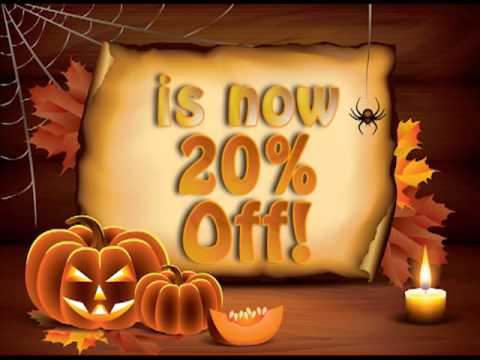 AVG's Halloween 2013 Sale
