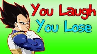 Download Lagu Vegeta's You Laugh? You Lose! Challenge #1 Gratis STAFABAND