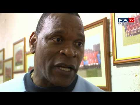 Noel Blake - England U18s Head Coach on good performance - England 3-0 Poland  | FATV