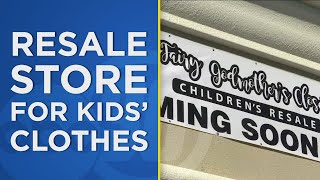 Fresno's first resale store for kids' clothes to open soon
