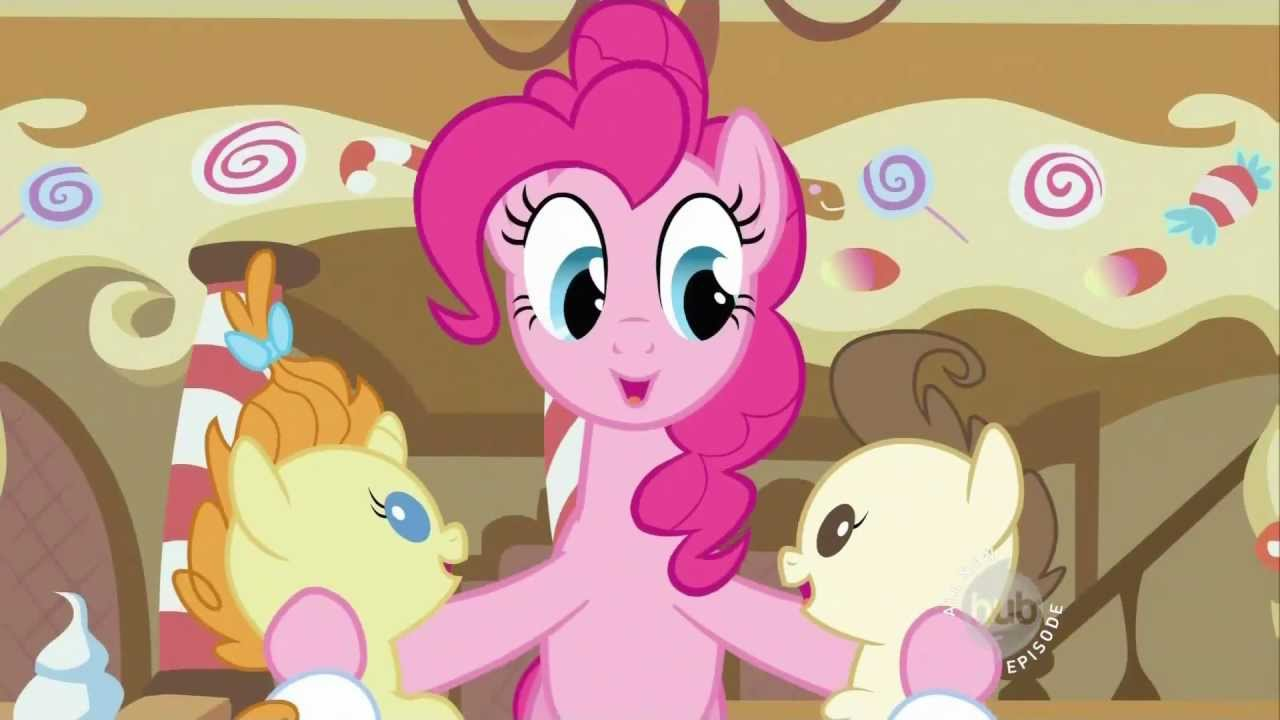The Cake S Babies Make Pinkie Cry