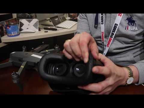 VR - очки для DJI Mavic c датчиком наклона за 690 руб!!!