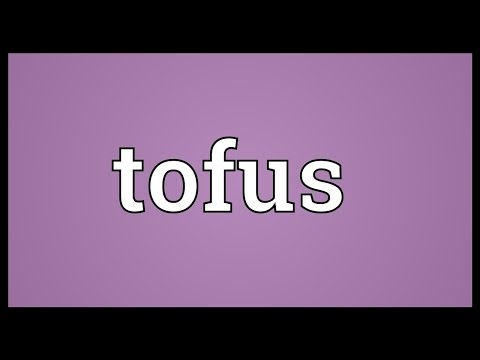Header of tofus