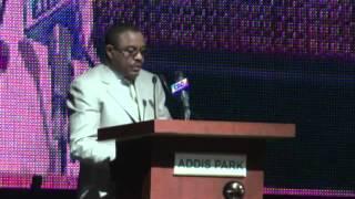 Prime Minister Hailemariam's speech on Ethiopian Diaspora Day - ጠቅላይ ሚንቴር ሐይለማሪያም ደሳለኝ የዳያስፖራ ቀን ሲከ