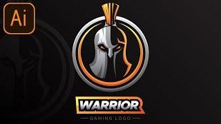 FREE Esports Gaming Logo #4 | Clan/Esport Team/Mascot Logo | Adobe Illustrator Free Logo Templates