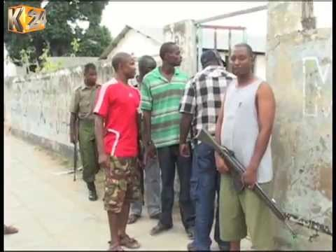 Church Official Killed By A Gunman Inside Church Compound In Majengo, Mombasa