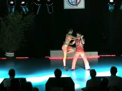 Lukáš Krejci & Lenka Richtrova - Weltmeisterschaft 2006