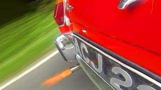 MGB exhaust & overrun Sound