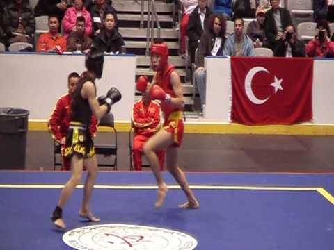 10th World Wushu Championships - Sanshou Finals Image 1