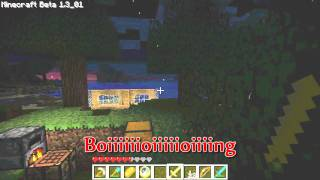Minecraft - WSE Survival 'Predator' Day 8 ** Now with Mo' Creatures
