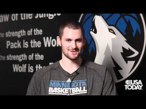 Minnesota Timberwolves Kevin Love