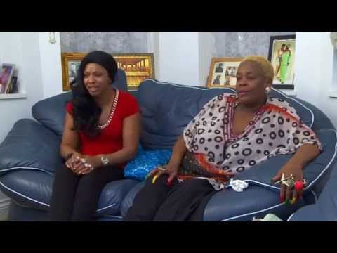 Gogglebox - Sandy and Sandra long fingernails