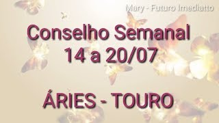 Áries / Touro 14 a 20/07 | FUTURO IMEDIATTO watts 11 96707 2846 Mary