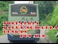 Kumpulan bus ALS   Nostalgia jalur sumatra