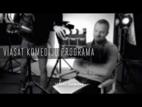 """The 20th Vilnius IFF: programme """"VIASAT Comedies"""""""