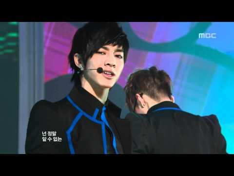 Beast - Mystery, 비스트 - 미스테리, Music Core 20091219 video