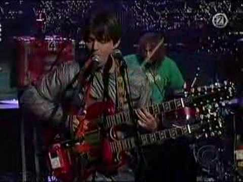 The Flaming Lips - Yeah Yeah Yeah Song (Letterman)