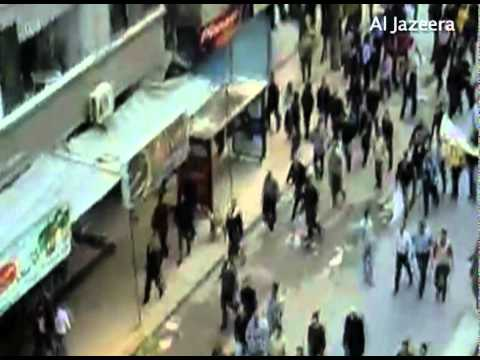 Syria: UN officials urge immediate end to violence against peaceful protesters
