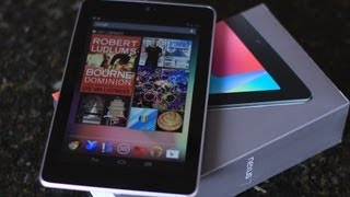Unboxing: Google Nexus 7 Tablet