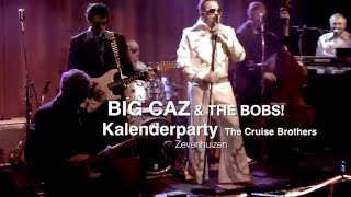 Big Caz and the Bobs / Burning love