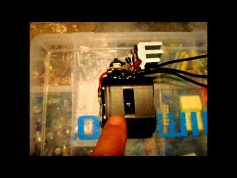 12V Lead Acid Battery Overdischarge Cutoff Circuit