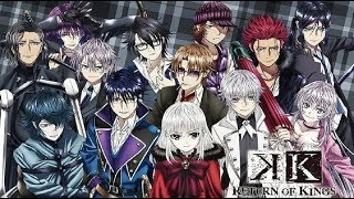 Unboxing ~ K-Return Of Kings Episode 01-13  Complete - KSM Anime ~ Anime DVD (German)