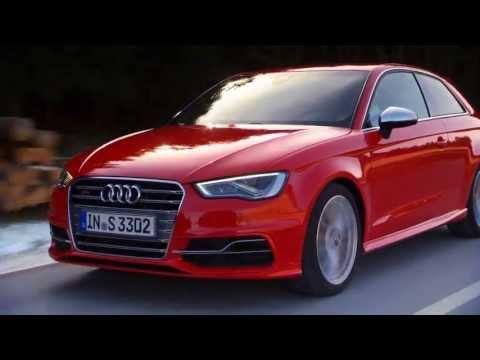 Обзор Audi S3