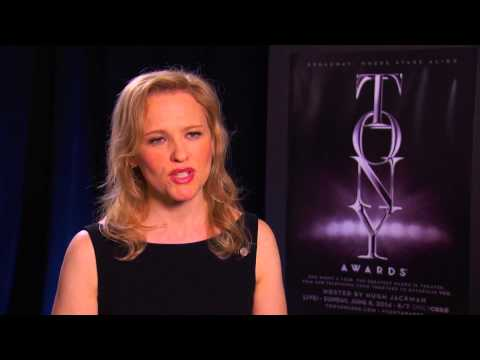 2014 Tony Awards Meet the Nominees: Anika Larsen