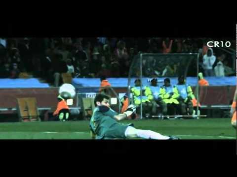 WC Final 2010: Netherlands v Spain - Highlights (Holland v Espana)