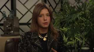 Interview with Adele Exarchopoulos, Star of Blue is the Warmest Color - Just Seen It