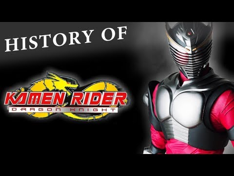 History of Kamen Rider Dragon Knight