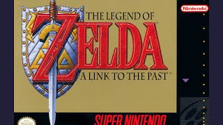 The Legend of Zelda A Link to the Past: Why the Hype? - SNESdrunk