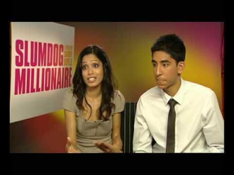 Slumdog Millionaire - Dev Patel - Interview