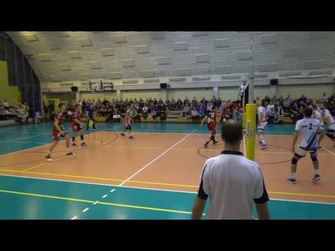 Exact Systems Norwid Częstochowa - KPS Siedlce, I Liga Siatkówki Mężczyzn