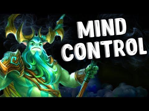 БОГ ФУРЫ МАЙНД КОНТРОЛ ДОТА 2 - MIND CONTROL NATURES PROPHET DOTA 2