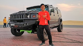 CRAZIEST HUMMER H2 OF DUBAI!!