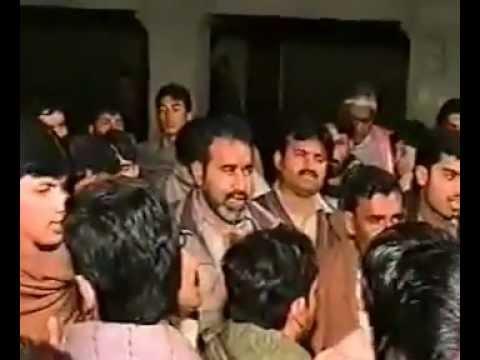 D I Khan Bawa Sibtain Shah Noha ''tu Arab Da Badshah Hein '' video