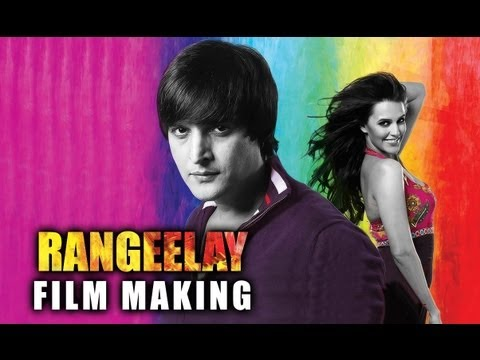 Rangeelay | Making Of The Film | Jimmy Shergill | Neha Dhupia